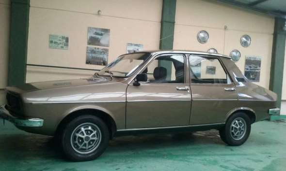 Car Renault 12 TS