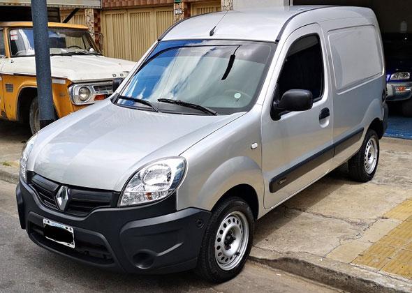 Auto Renault Kangoo 1.6 16v