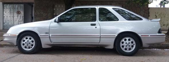 Car Ford XR4