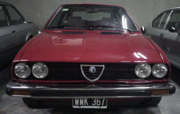 Auto Alfa Romeo Sprint Veloce