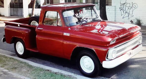 Car Chevrolet C 10 Apache