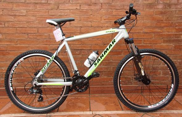 Bicicleta Alluy 6061 R26
