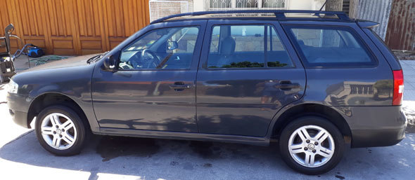 Car Volkswagen Gol Country