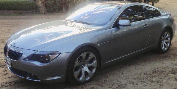 Auto BMW 650i Premium