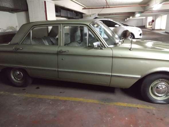 Auto Ford Falcon Standard 1972