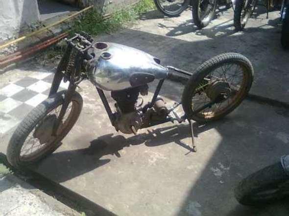 BSA C11 250 Motorcycle