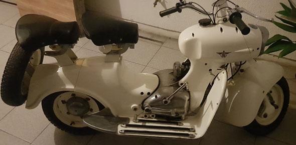 Moto Rumi Formichino 1959