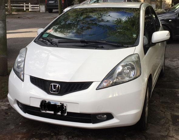Auto Honda Fit EXL 1.5