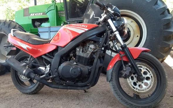 Suzuki 1995 Motorcycle