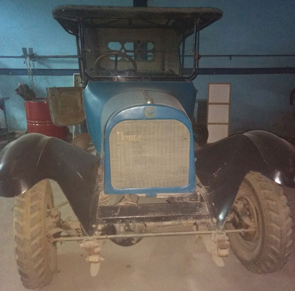 Auto Dodge Brother 1920