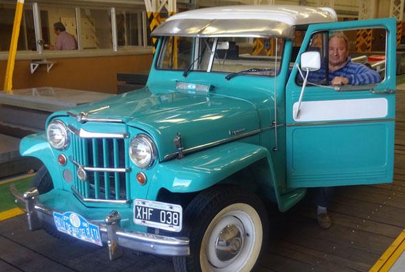 Car IKA Baqueano 1000