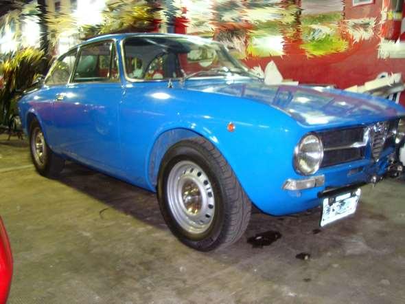 Auto Alfa Romeo Bertone 1966