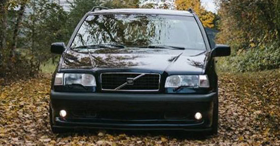 Auto Volvo 850 R