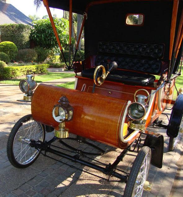 Oldsmobile Curved Dash 1903