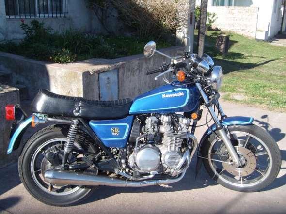 Kawasaki 1980 Motorcycle