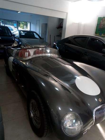 Auto Jaguar Ctype