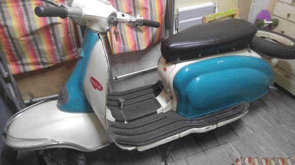Moto Siambretta 175 TV
