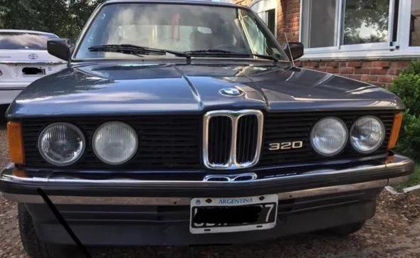 Auto BMW 320