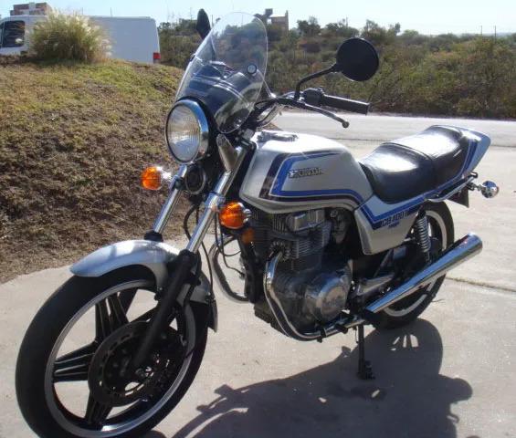 Honda CB 400 T Hawk 1981 Motorcycle