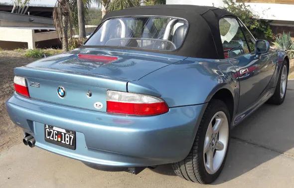 Auto BMW Z3 Equipo M 1999