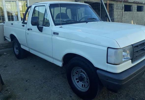 Ford F100 Nafta
