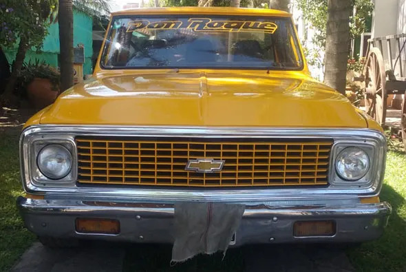 Chevrolet Pick Up C10 1971