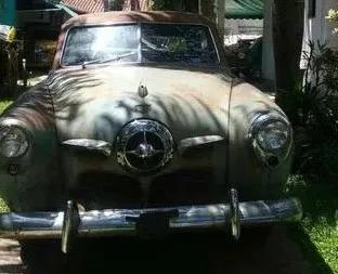 Auto Studerbaker 1949
