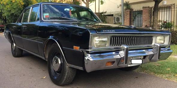 Auto Dodge Coronado Automático