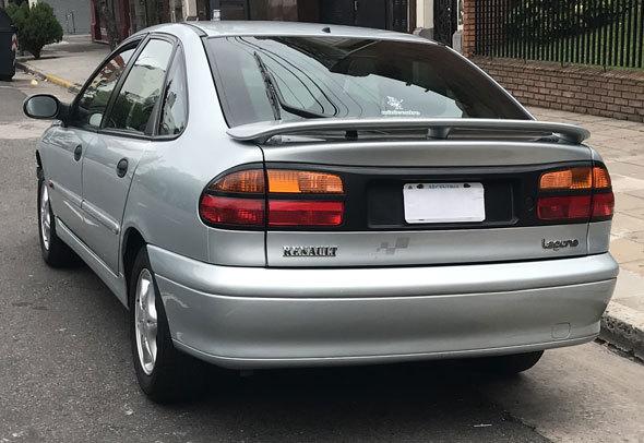 Auto Renault Laguna RXT