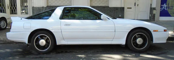 Auto Toyota Supra