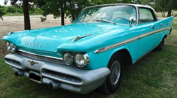 Auto Chrysler Desoto Sportsman 1959