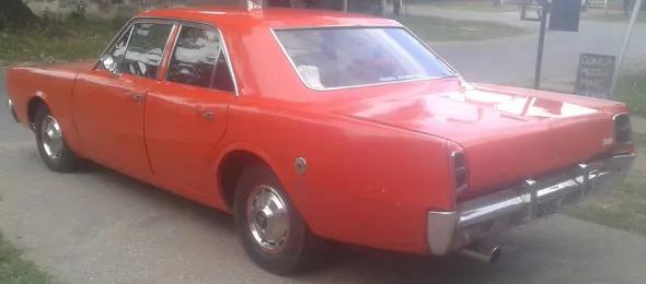 Auto Dodge Polara 1978