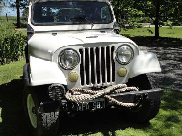 Auto IKA Jeep 4x4 1958