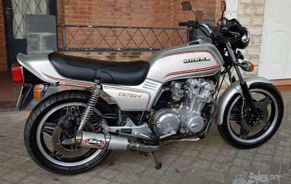 Moto Honda CB750F
