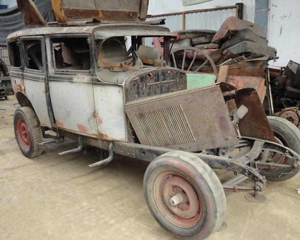 Auto Graham Paige 1928