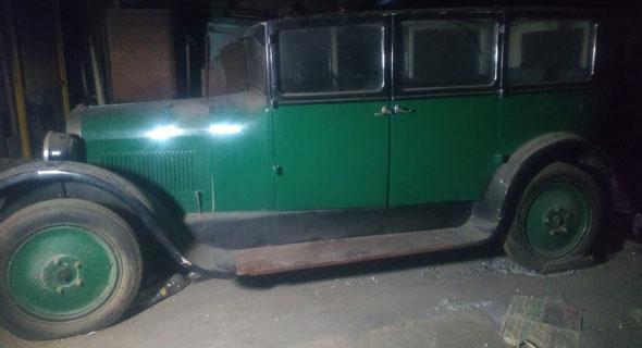 Auto Dodge De Luxe 1924