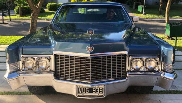 Auto Cadillac Fleetwood
