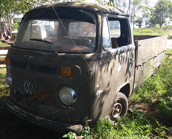 Auto Volkswagen 1981