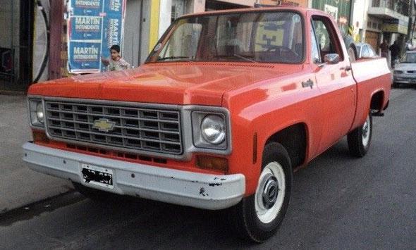 Chevrolet 1975 Pick Up C10