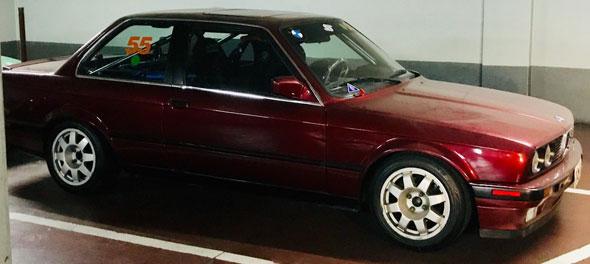 BMW E30 325i 1991