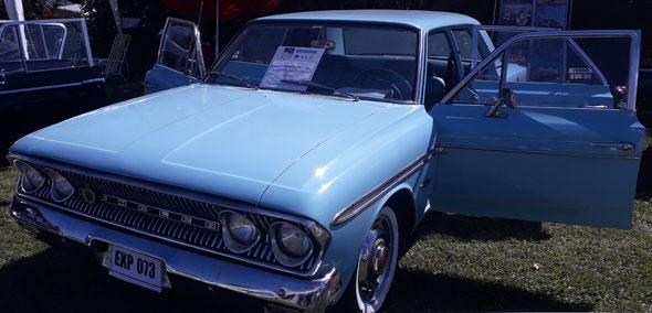 Auto Rambler Deluxe 660