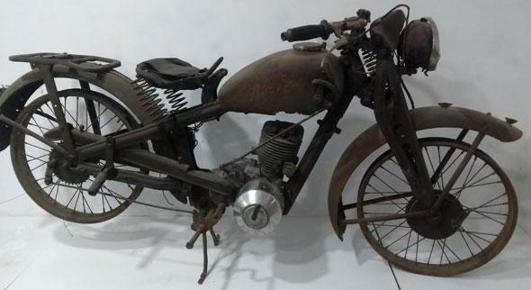 Moto DKW SB 1936