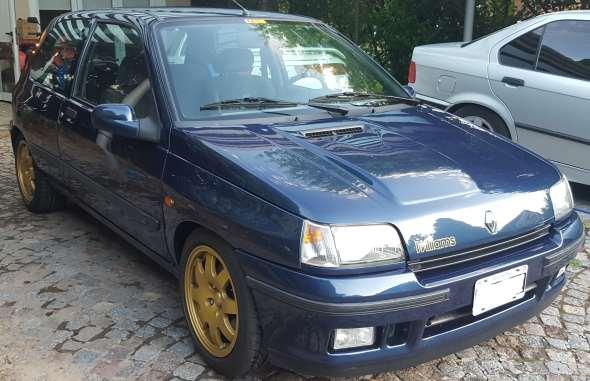 Auto Renault Clio Williams