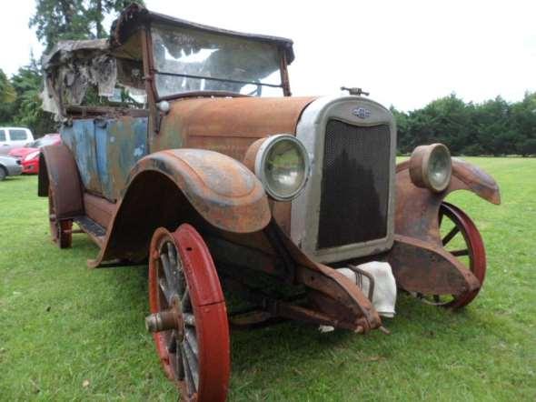Car Chevrolet 1925 K Superior