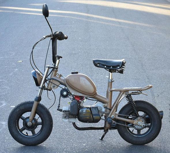 Moto Da Dalt Clementina