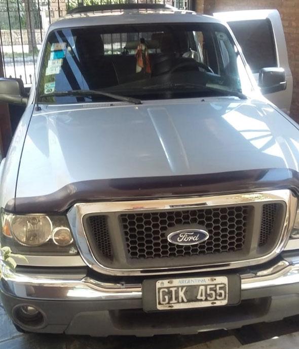 Auto Ford Ranger Xlt