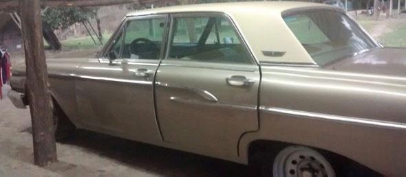 Auto Mercury Monterey