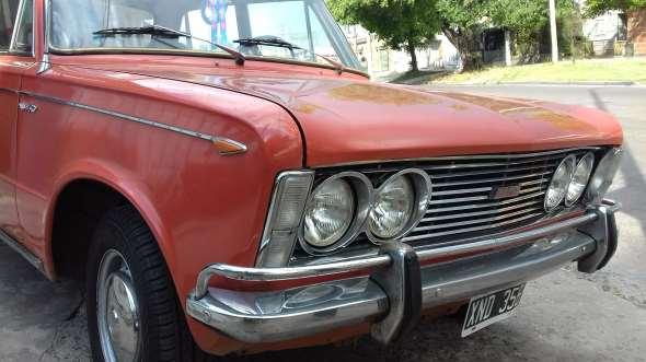 Auto Fiat 1600 90hp 1972