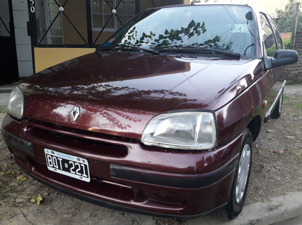 Auto Renault Clio RN 1997
