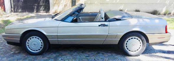 Auto Cadillac Allante